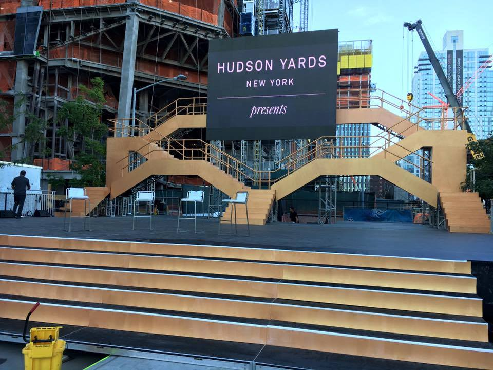 Hudson Yards, NYC