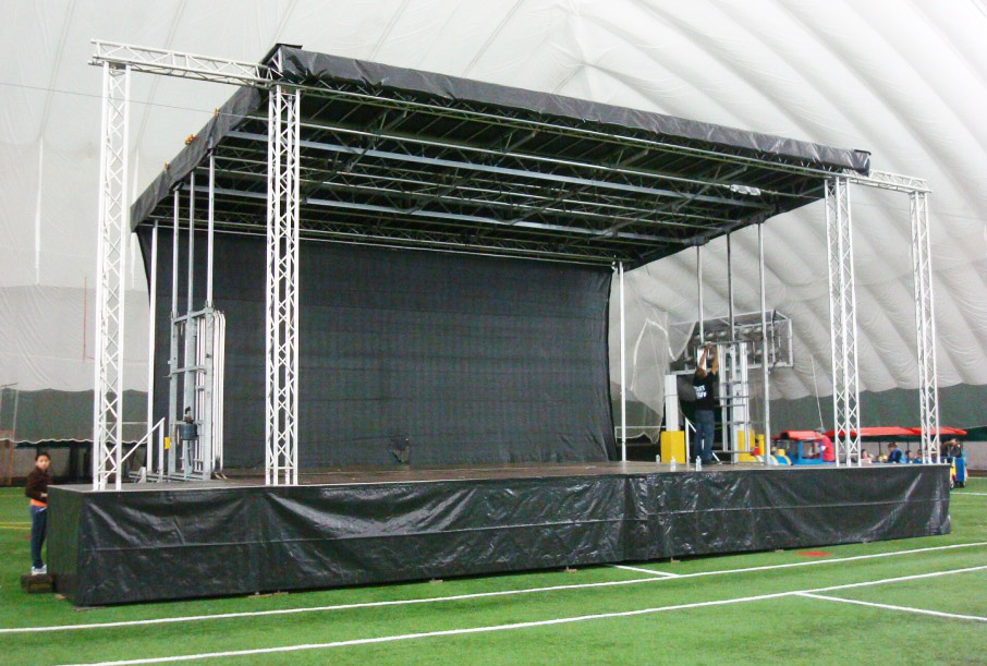 XXL Mobile Stage | Image Production Services