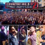 2nd annual 102.5 Country Fest